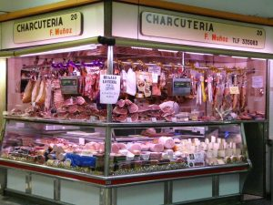 Mercado Ciudad Jardin